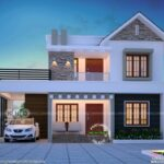 AMAZING ARCHITECT AND SUPER ELEVATION FOR YOUR DRAEM HOMES SWEET HOMES MODERN HOMES 1
