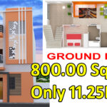 EIGHT HUNDRED SOFT LOW BUDGET HOUSE JUST 11 LAKSH ONLY